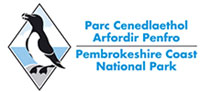 The Pembrokeshire Coast National Park National Park Logo
