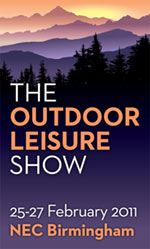 Win Tickets to the Outdoor Leisure Show 2011 worth £260