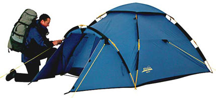 Khyam Flexi-dome Highlander Tent
