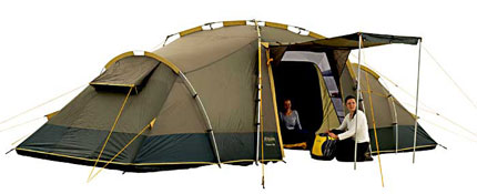 Khyam Tourer 400 Tent
