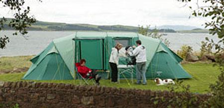 Lichfield Commanche 8 Tent