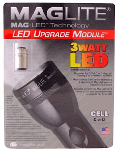 Maglite LED upgrade module Walking Accessories and Gift Ideas