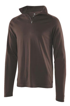 Merrell Merino Half-Zip Base Layer