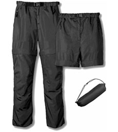 Paramo Viento Zip-Off Waterproof Trousers for Men