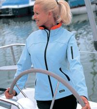 Result Performance La Femme for Women Soft Shell Jacket
