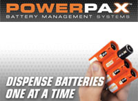 Win PowerPax Battery Caddies worth £100