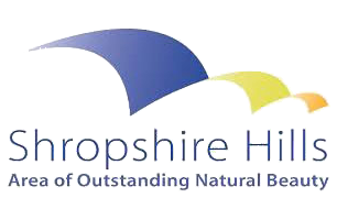 The Shropshire Hills Logo