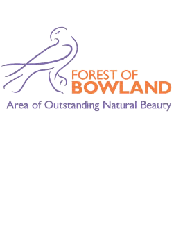 The Forest of Bowland and The South Pennines Logo