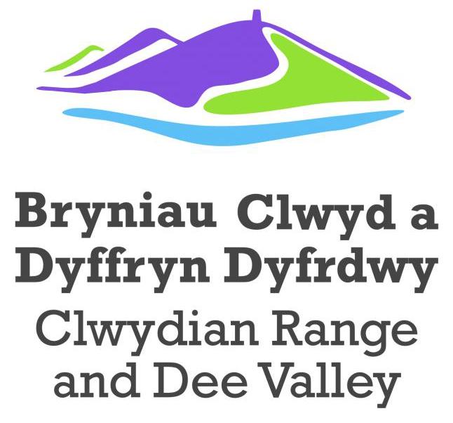 The Clwydian Hills Logo