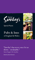 Win one of seven copies of Alastair Sawday's Special Places Pubs and Inns of England & Wales worth over £100
