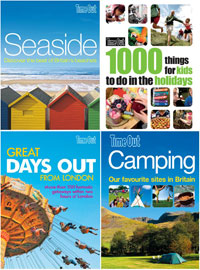 Win an APH VIP Travel Package and Time Out travel guides worth £180.00