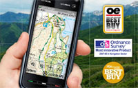 Win one of 5 ViewRanger GPS with whole of GB OS 1:50,000 mapping worth RRP £150.00