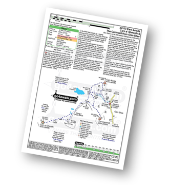 Walk route map with easy-to-follow route instructions for Aberdeenshire walk ad103 Carn Aosda, Carn a' Gheoidh and The Cairnwell from Glen Shee pdf
