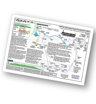 Walk route map with easy-to-follow route instructions for walk c128 The Hayswater Round from Hartsop pdf