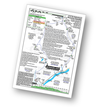 Walk route map with easy-to-follow route instructions for walk c133 The Netherbeck Round from Greendale pdf