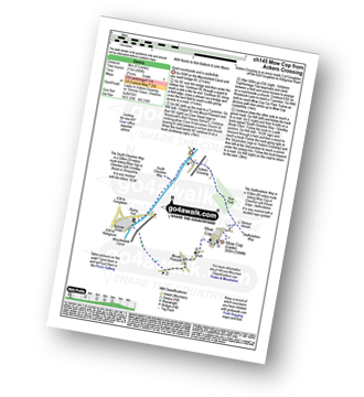 Walk route map with easy-to-follow route instructions for walk ch145 Mow Cop from Ackers Crossing pdf