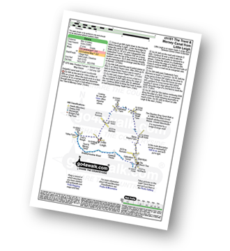 Walk route map with easy-to-follow route instructions for walk ch181 The Trent and Mersey Canal from Little Leigh pdf