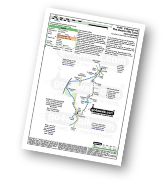 Walk route map with easy-to-follow route instructions for walk ch241 Oakgrove via The Macclesfield Canal from Gurnett pdf