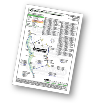 Walk route map with easy-to-follow route instructions for walk co153 Herodsfoot from Duloe pdf