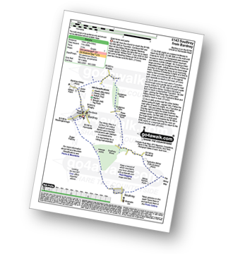 Walk route map with easy-to-follow route instructions for walk li143 Southrey from Bardney pdf