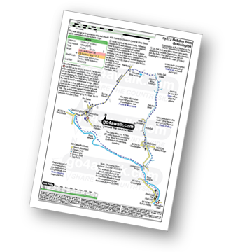 Walk route map with easy-to-follow route instructions for walk ny273 Hebden from Grassington pdf