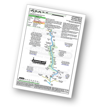 Walk route map with easy-to-follow route instructions for walk s103 Milldale and The River Dove from Dove Dale pdf