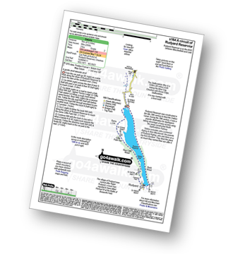 Walk route map with easy-to-follow route instructions for walk s164 A circuit of Rudyard Reservoir pdf