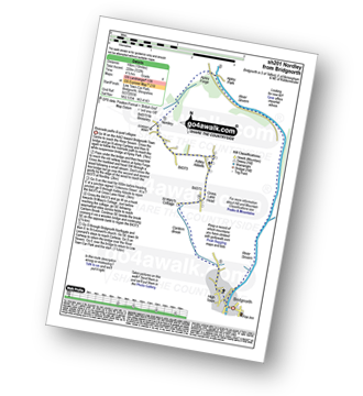 Walk route map with easy-to-follow route instructions for walk sh201 The River Severn and Nordley from Bridgnorth pdf