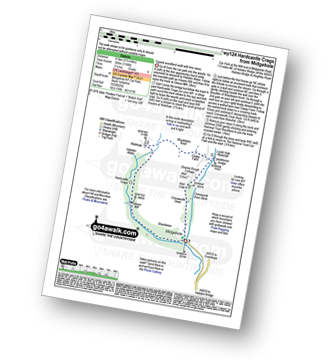 Walk route map with easy-to-follow route instructions for walk wy124 Hardcastle Crags from Midgehole pdf