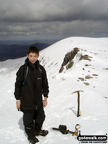 On Cairn Gorm (Cairngorms)