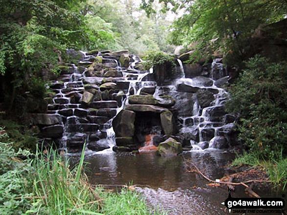 Waterfalls, Virginia Water