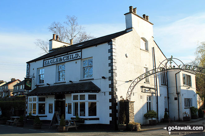 The Eagle and Child, Staveley