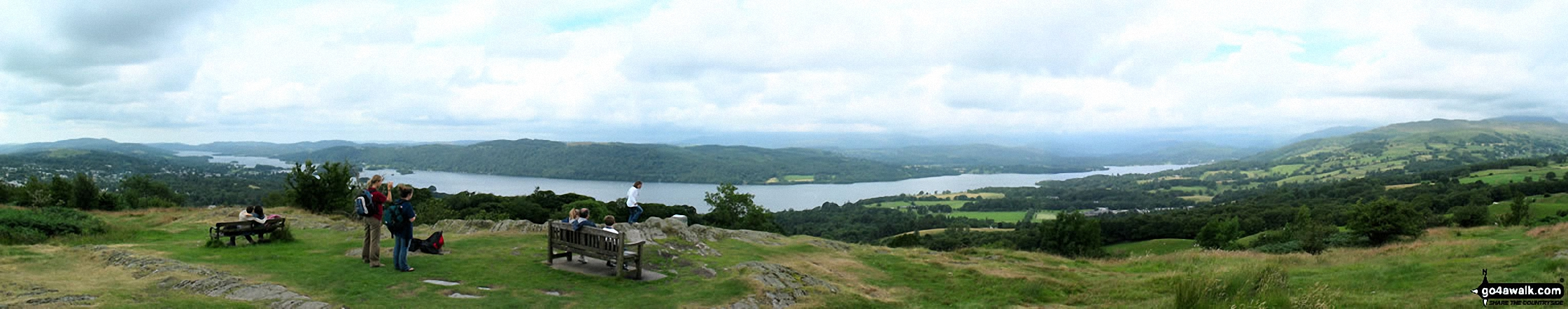 *Windermere from Orrest Head