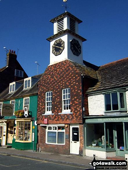 Steyning village