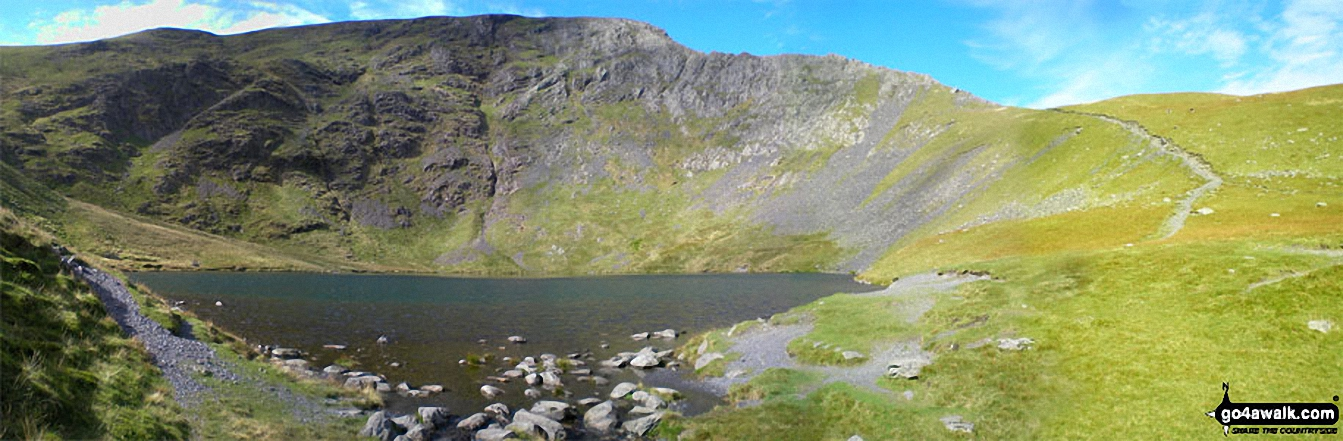 Sharp Edge from Scales Tarn, Blencathra (or Saddleback)