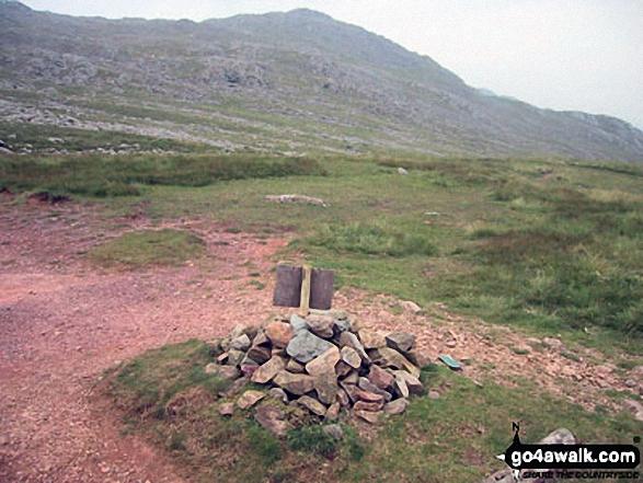 Cairn at Ore Gap