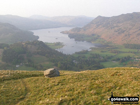Ullswater and Patterdale from Birks