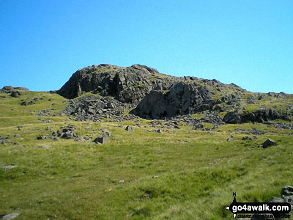 Crags on Buckbarrow