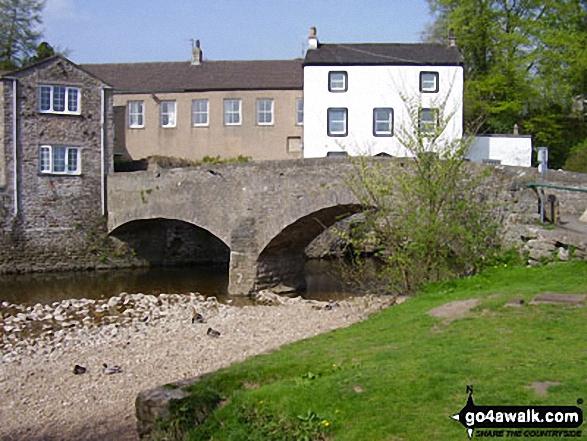 Frank's Bridge over The River Eden, Kirkby Stephen