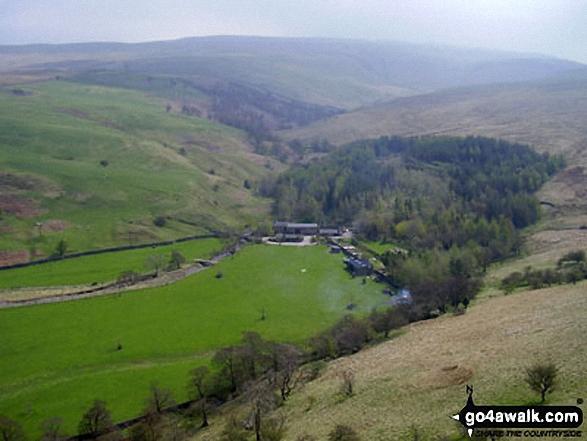 High Dukerdale from Birkett Hill