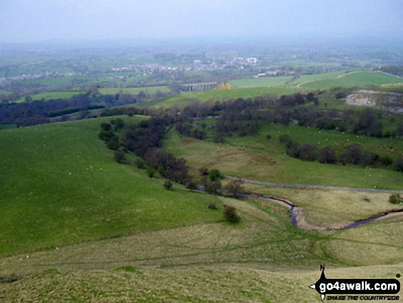 The Vale of Eden from Birkett Hill