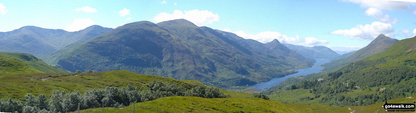 *Loch Levan from nr Na Gruagaichean