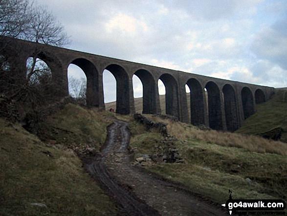 Arten Gill Beck Viaduct