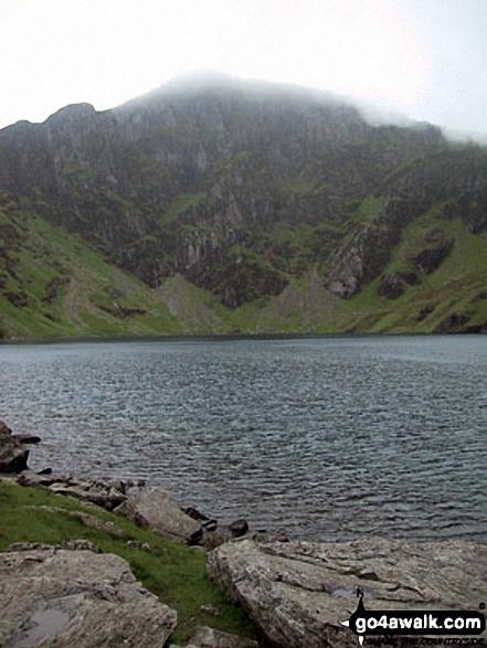 Cadair Idris from Llyn Cau