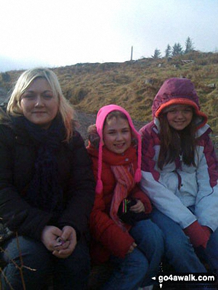 At the Sally Gap, between the Dublin and Wicklow Mountains