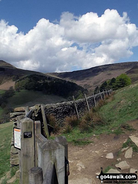 On The Nab above Edale