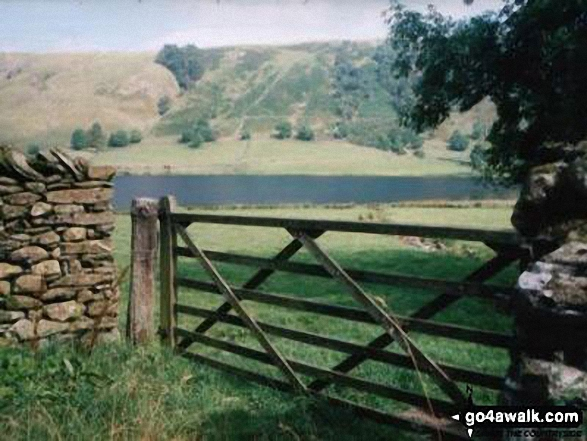Walk c141 Great Gable and Pillar from Wasdale Head, Wast Water - Watendlath Tarn and High Tove from near Watendlath