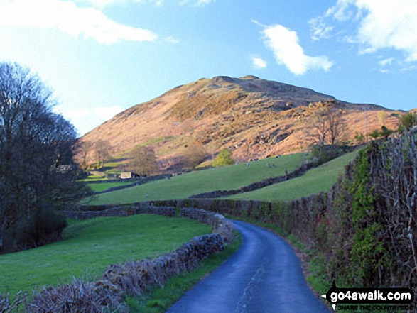 The Knott (Dunnerdale Fells)