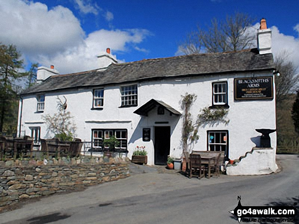 The Blacksmiths Arms in Broughton Mills