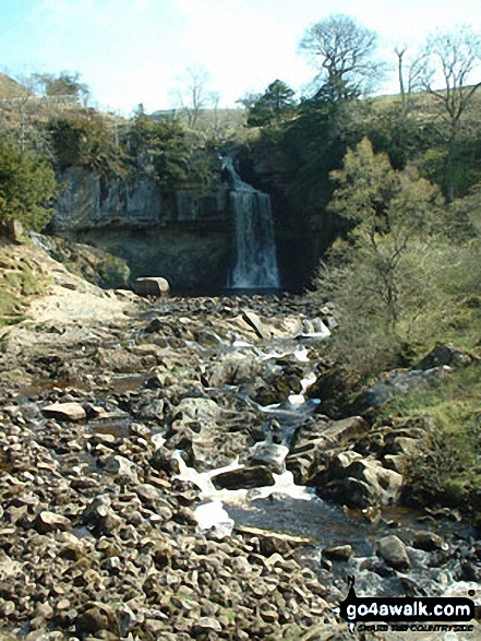 Beezley Falls, The Ingleton Waterfalls